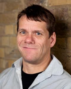 Jamie Beddard Headshot